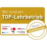 Wiener Qualitätssiegel TOP-Lehrbetrieb