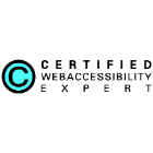 Certified WebAccessibility Expert
