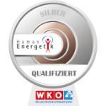 Qualitätssicherungsprogramm Humanenergetik - Stufe  Silber