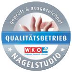 "Gütesiegel ""Nagelstudio"" der Bundesinnung FKM"