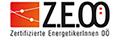 Z.E.OÖ Zertifikat (Zertifizierte EnergetikerInnen Oberösterreich)