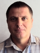 Mitarbeiter Volodymyr Chomenko