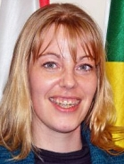 Mitarbeiter Nicole Warm