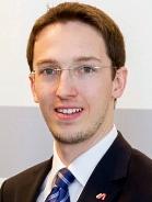 Mitarbeiter Christoph Robertson, BA