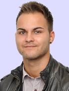 Mitarbeiter Luca Weiß