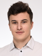 Mitarbeiter Liam Weinbrenner