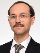 Mitarbeiter David Haller, BA, M.E.S.