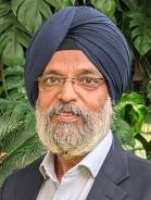 Mitarbeiter Amrit-Pal Singh